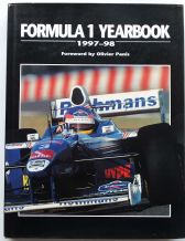 Formula 1 Yearbook 1997-1998 (Pascal Dro)